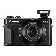 Canon PowerShot G7 X Mark II - 20.1 MP - Hitam