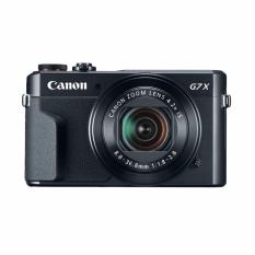 Canon PowerShot G7 X Mark II - 20.9 MP - Hitam (Disributor)