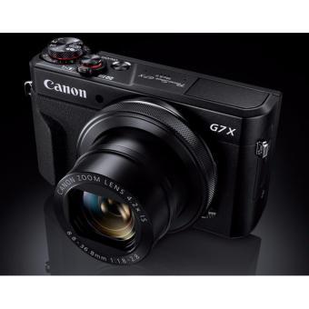 Canon PowerShot G7x Mark II 20.1MP Digital Camera - Hitam
