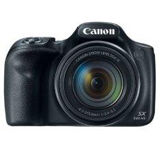 Canon PowerShot SX540 - 20.3MP - Hitam