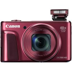 Canon PowerShot SX720 HS - 20.3MP-Red