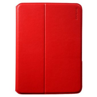 CAPDASE Case Samsung Galaxy TAB 3 10 Folder case FLIP JACKET -Merah