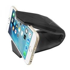 Car Mount, INCART™ [Buaya Series] Car Desk Mount Holder Cradle Cell Phone Mount untuk Apple IPhone 6/6 S/6 S Plus/5 S/4 S, samsung GALAXY S6/S6 Edge/S5, LG, Google Nexus, HTC, Smartphone (Abu-abu) -Intl