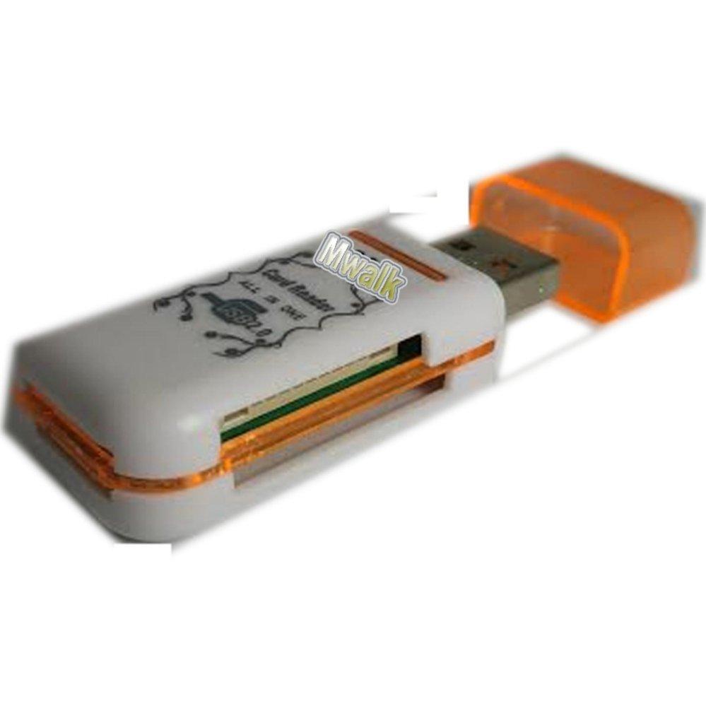 Top 1 Card Reader Usb All In One 4 Slots Flashdisk Model Harga Votre Slot