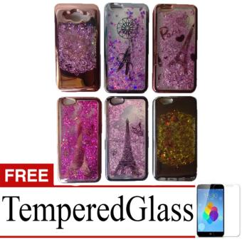 Case Air Glitter For Samsung Galaxy J2 Prime + Free TemperredGlass