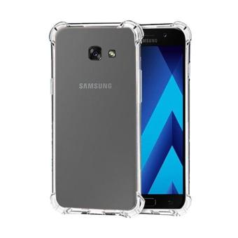 Case Anti Crack Samsung A7 2017 Softcase Anti Shock Samsung A720 / A7