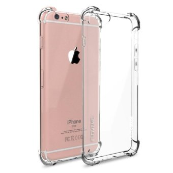 Case Anti Shock / Anti Crack Elegant Softcase for Apple Iphone 5 /5S / 5SE - Clear