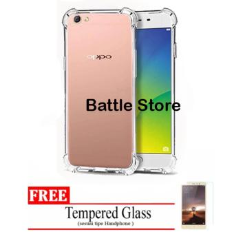 Case Anti Shock Anti Crack Elegant Softcase for For Oppo F1s A59 A59s