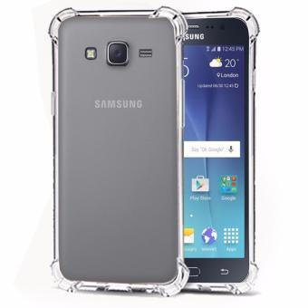 Case Anti Shock / Anti Crack Elegant Softcase for Samsung Galaxy J7 2015 (J700)