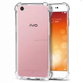 Case Anti Shock / Anti Crack Elegant Softcase for Vivo V5 / Vivo V5 Lite / Vivo V5s - Clear