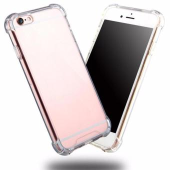 Case Anti Shock Anti Crack Softcase Casing for Oppo A33 / Neo 7 - Clear