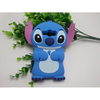 Case Boneka Stitch Casing for Samsung Galaxy J1 Ace [Silicon/3D]