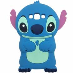 Case Boneka Stitch Casing for Samsung Galaxy J5 2017-biru