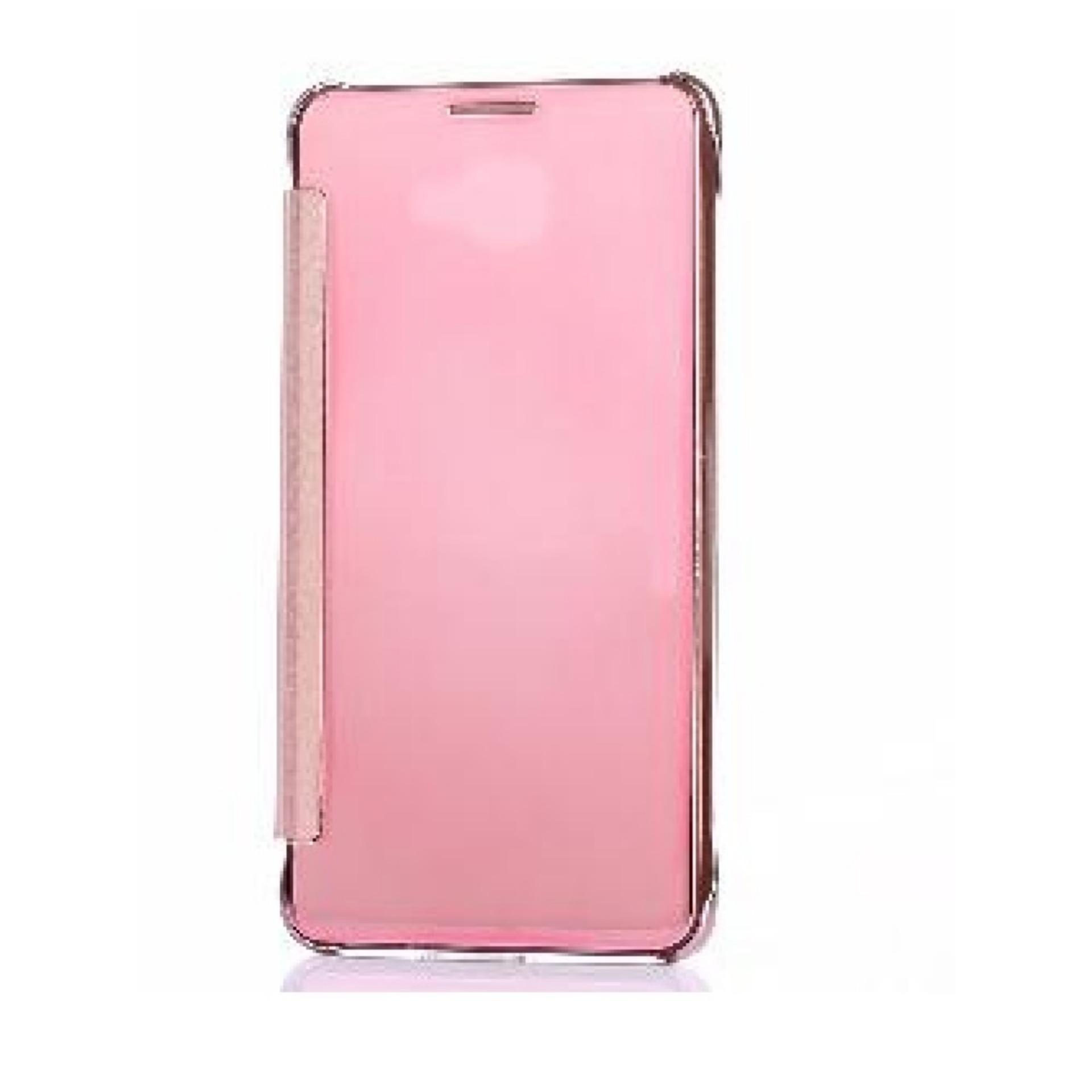 ... Case Chanel Executive Samsung Galaxy A7 2017 (A720) Flipcase FlipMirror Cover S View Transparan ...