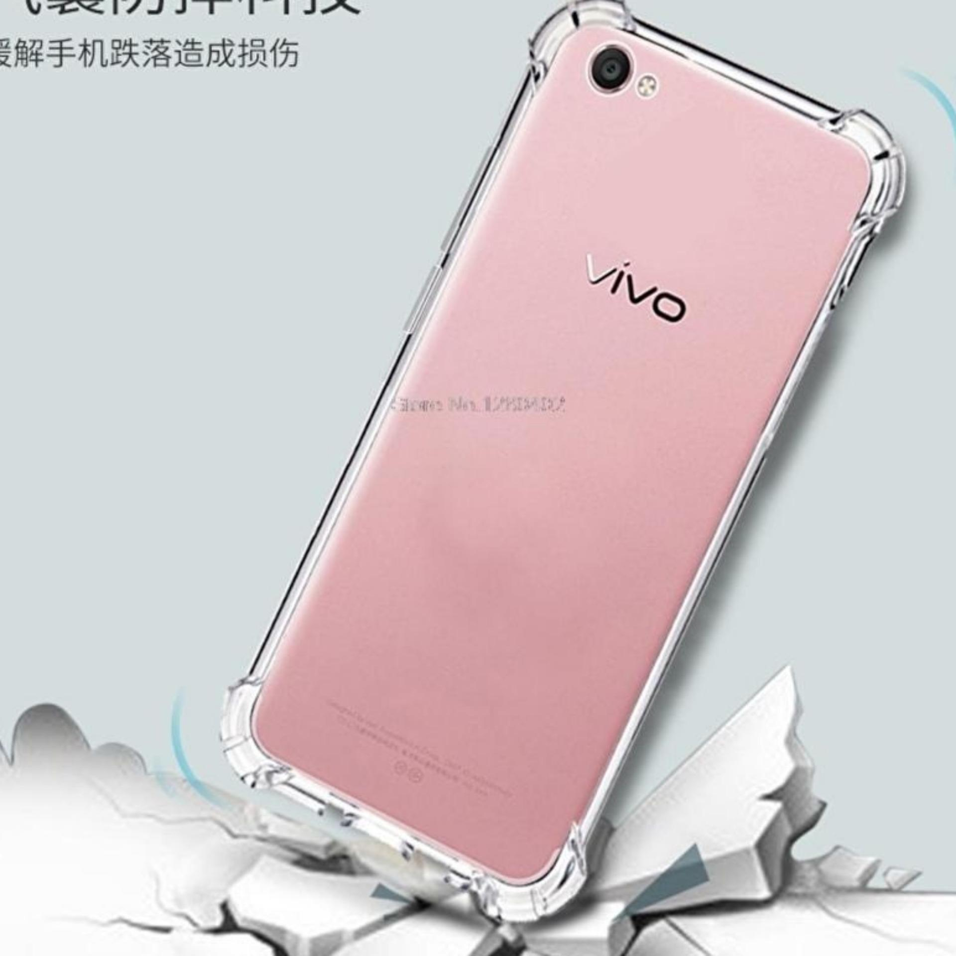 Case Oppo F1s A59 Ultrathin Aircase Clear Gratis Tempered Glass Source · CASE CHANEL SOFTCASE TPU COVER ANTI SHOCK ANTI CRACK FOR VIVO V5