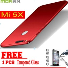 Case Hardcase Xiaomi Mi 5X Free Tempered Glass .