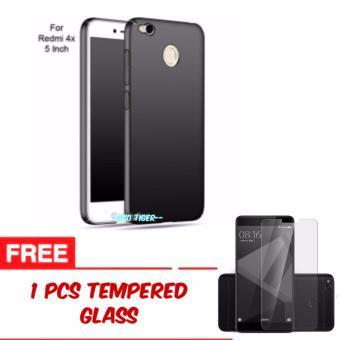 Case Hardcase Xiaomi Redmi 4X Free Tempered Glass-PM2902