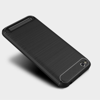 Case iPaky Carbon Shockproof Hybrid Case For Xiaomi Redmi 5A