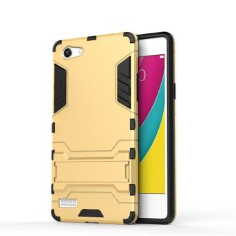 Case Iron Man for Oppo Neo 7 Transformer Ironman Limited - Emas