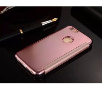 ... Transparan Source · Harga Case MNC Iphone 7 Plus Flipcase Flip Mirror Cover S View TransparanAuto Lock Casing Hp
