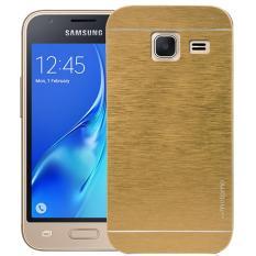 Case Motomo For Samsung Galaxy J1 Mini - Gold