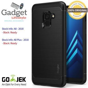 Fitur Case Samsung Galaxy A8 A8 Plus 2018 Original Ringke Rearth