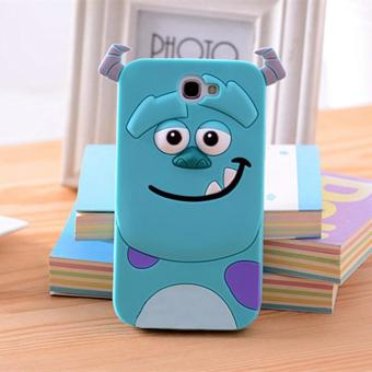 Case Samsung Galaxy J7 Prime Sulley Sillicon 3D Sulley Softcase Casing Hp Lucu