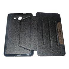 Case Samsung Galaxy Tab A 7.0 (2016) T280 / T285 - Flipshell/Flipcover - Hitam