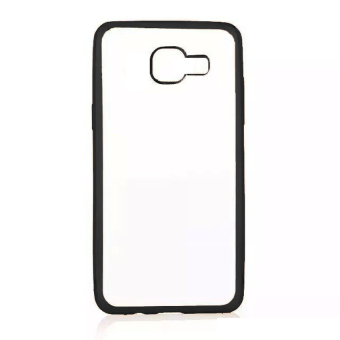 Case Shining Chrome Ultrathin For Samsung Galaxy J5 Prime - Hitam