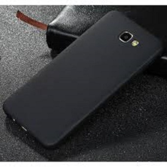 Case Slim Black Matte Samsung J5 Prime Softcase Anti minyak
