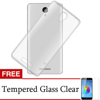 Best Seller Aircase Ultrathin For Oppo R1001 Free Tempered Glass Source · Biru Clear Orion Oppo