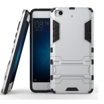 Case Vivo V5 Plus X9 Transformer Robot Casing Iron Man - Silver