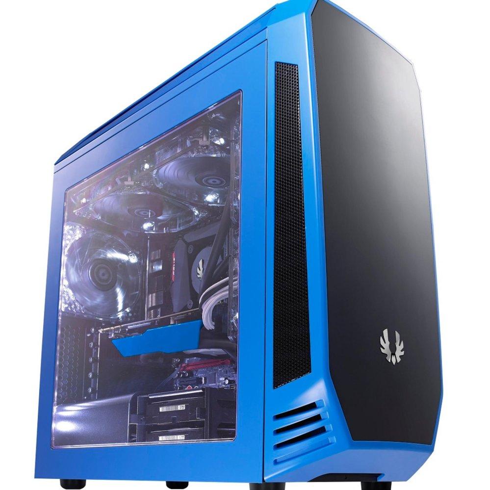 Online Murah Casing Bitfenix Mid Tower M Atx Aegis Biru Bandingkan Sharkoon Dg7000 G Green