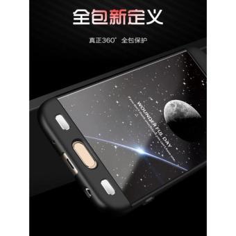 Casing handphone depan belakang / Hard Cover Phone Case untuk Samsung Galaxy J3 Pro/J3