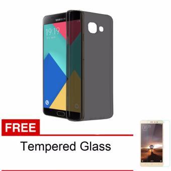 Casing Handphone Softcase Ultrathin Samsung Galaxy J7 Prime + Free Tempered Glass