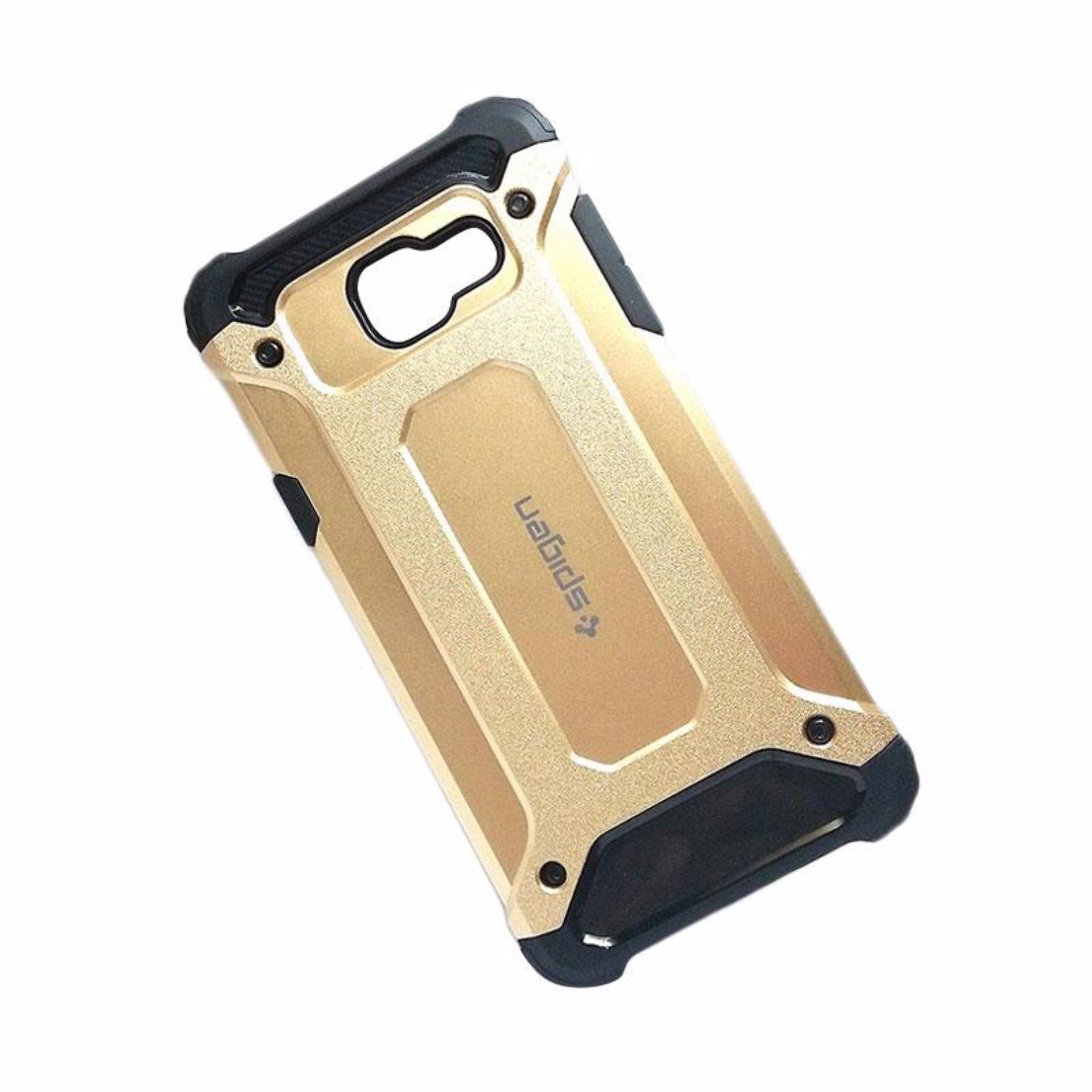 Casing Handphone Spigen Transformers Iron Robot Hardcase Casing For Samsung Galaxy J7 Prime
