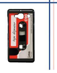 Casing HARDCASE untuk hp Xiaomi Redmi 2S Retro Mix Tape