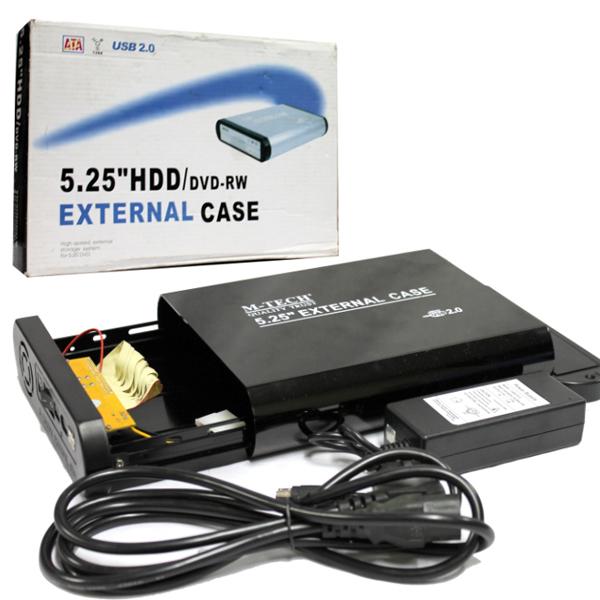 ... Casing Hardisk External 5 25 IDE Usb 2 0
