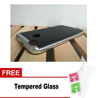 Casing Procase Ipaky Neo Hybrid Xiaomi Redmi 4X + Free Tempered Glass