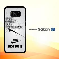 Casing Untuk Samsung Galaxy S8 Every Moment is an Experiance