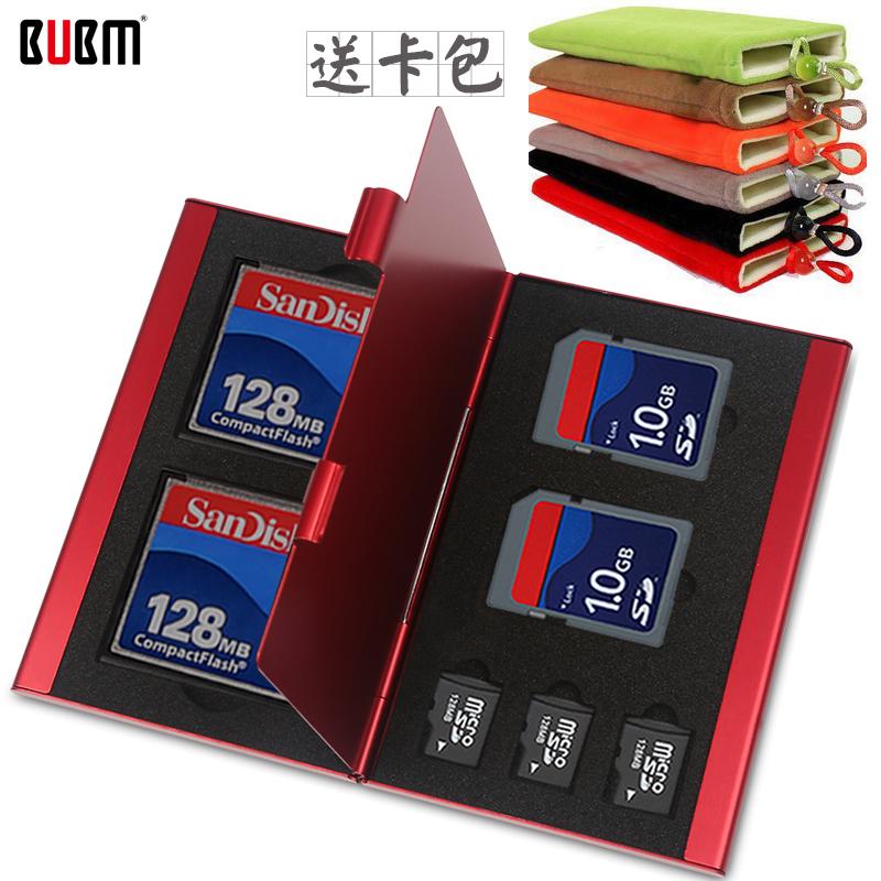 CF handphone SIM multifungsi digital kartu memori kotak penyimpanan tas