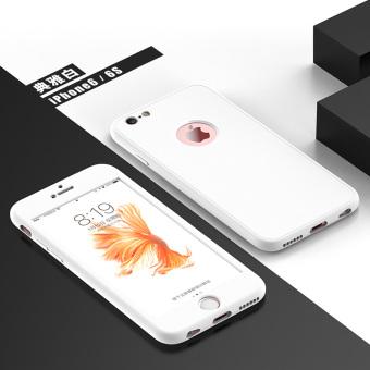 Gambar Chaonan 6 Splus iphone6 kepribadian lengan silikon semua termasuk soft shell handphone shell