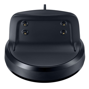 Charger Dock Charger magnetic untuk Samsung Gear Fit 2 SM-R360cerdas perhiasan