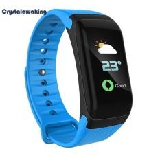 Children F1 Plus Smart WristbandBlood Pressure Heart Rate Monitor Bracelet - intl
