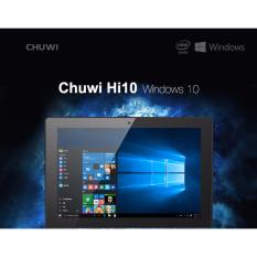 Chuwi HI10 Ultrabook Tablet Dual OS Win10 & Android 4GB 64GB 10.1 Inch
