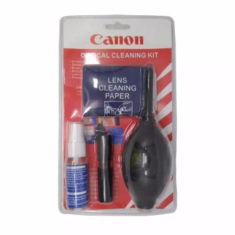 Cleaning Set For Camera Canon / Pembersih Lensa Camera Canon
