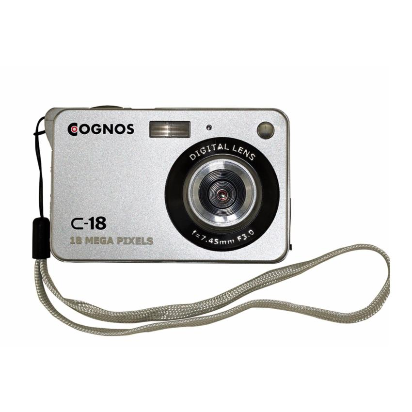 Cognos C-18 Pocket Camera 15MP TFT LCD Display 2,4
