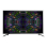 "Coocaa 50"" LED HD TV - 3 Tahun Garansi Panel - Hitam (Model 50E2000)"
