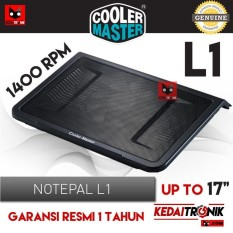 Notebook cooler - Cooling Pad - Pendingin laptop, double fanIDR195000. Rp .