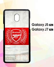 Custom Hardcase Samsung Galaxy J7 Plus Arsenal Logo E1060 Case Cover